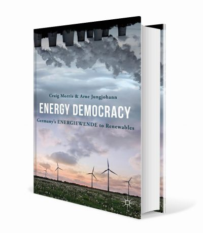 book renewable energy germany