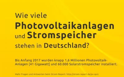 Gibt es in viele singles deutschland 2017 wie Singles in