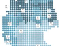 Verteilung Windenergie Deutschland Karte
